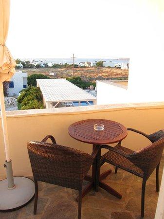 Kallisti Rooms & Apartments: balcony