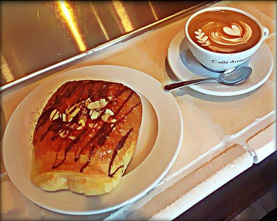 Caffe Artigiano: Caffe Artigiano, Vancouver