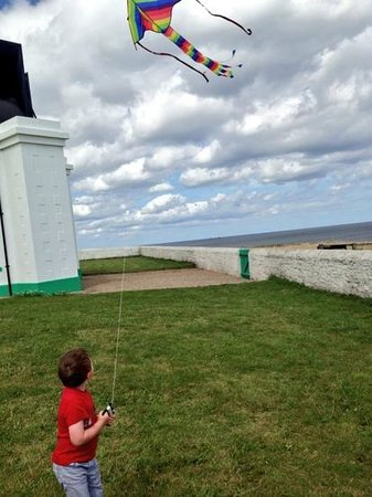 Souter Lighthouse and The Leas: up, up & away!