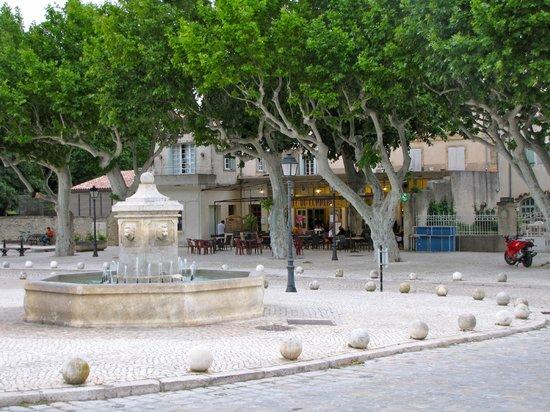 La Bastide de Boulbon: Boulbon