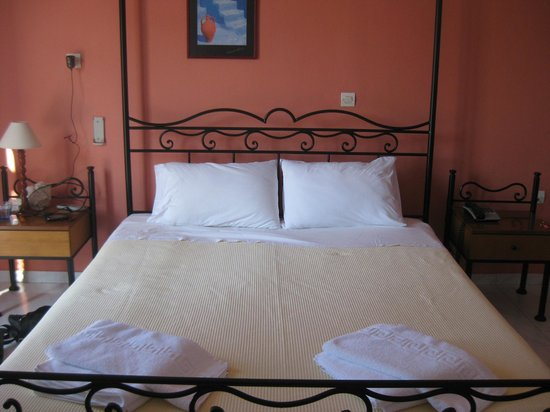 Summer Time Pension: Double room