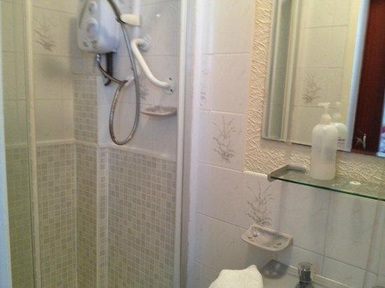Southwold Hotel: Bathroom ensuite double