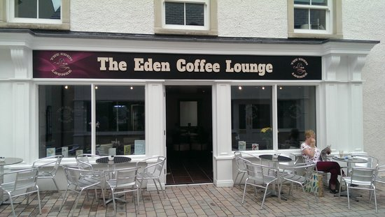 The Eden Coffee Lounge