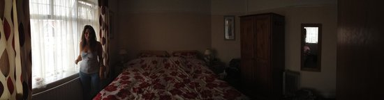 Southwold Hotel: Bedroom