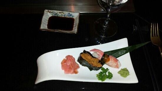 Chez Hanafousa : Sushis délicieux !