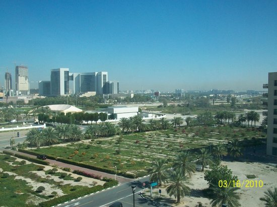 Picture of arabian park hotel dubai for Tripadvisor dubai hotels