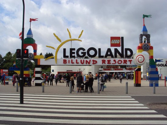 Vejle Center Hotel: Legoland