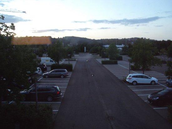 Vejle Center Hotel: Parking