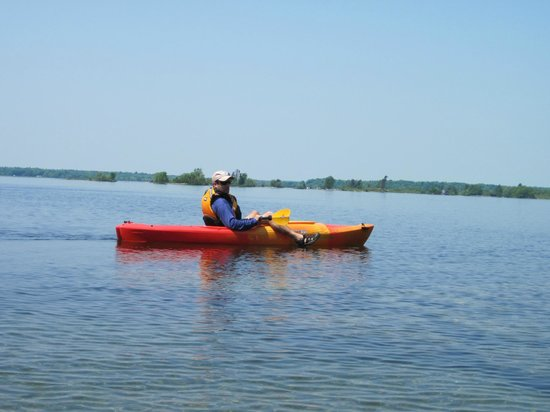 Riverbay Adventure Inn: Watersports