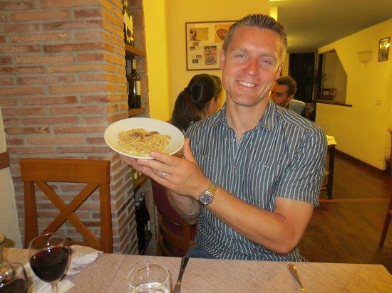 Su & Giu Cucina Romana: yummy