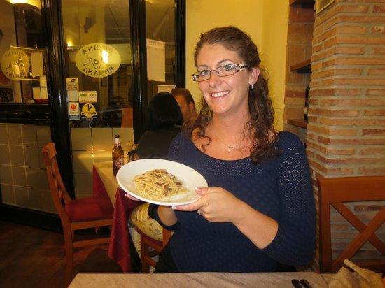 Su & Giu Cucina Romana: num..num..num