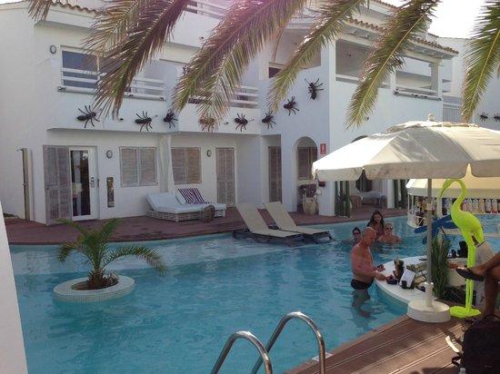 Ushuaia Ibiza Beach Hotel Swim Up Rooms And Bar