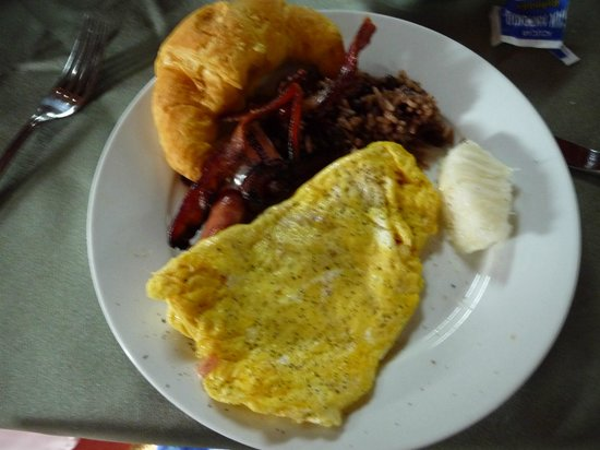 BEST WESTERN Las Mercedes: Breakfast