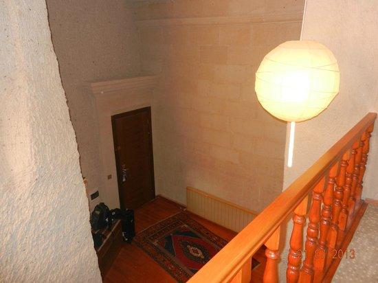 Goreme Kaya Hotel: Apartamento com mezzanino