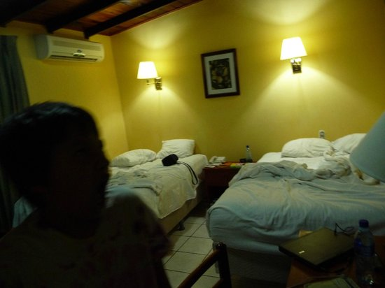 BEST WESTERN Las Mercedes: Double room