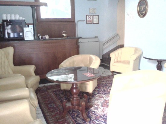 Hotel Donatello : Lobby
