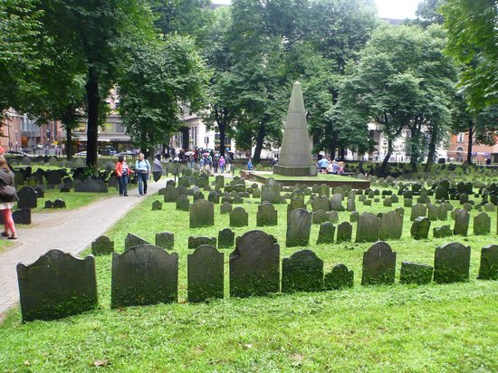 Granary Burying Ground (Boston) - UPDATED 2019 - All You