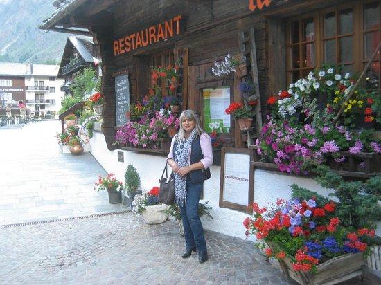 Sunstar Boutique Hotel Beau-Site: resto la ferme