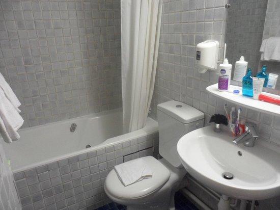 Hotel Flor Rivoli: il bagno