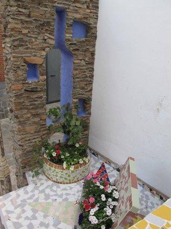 Callejón de Rosa. Moclinejo