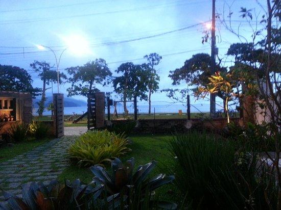 Cannelle - foto ao pôr-do-sol