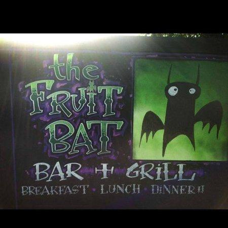 Fruit Bat Reading: logo