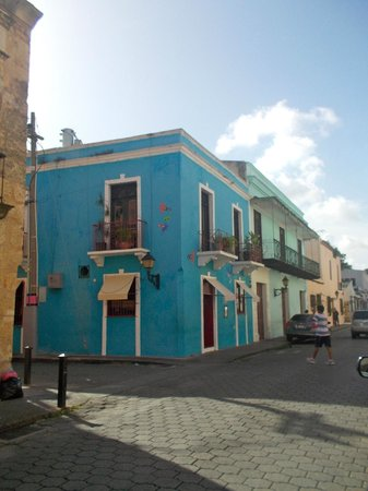 Meson de Bari : Beautiful surroundings outside