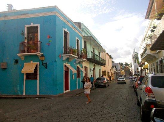 Meson de Bari: In beautiful Colonial City of Sto Dgo