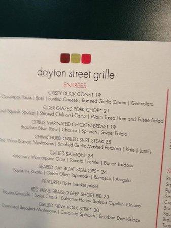 CIRC: menu