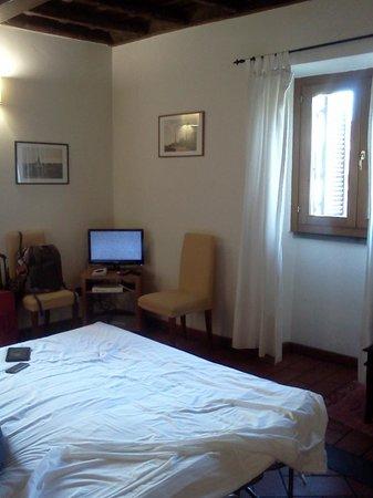 Apartments Casa Navona: Living room