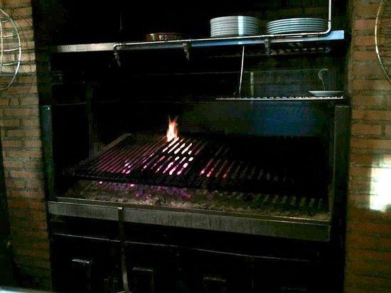 Teitu: The wood grill