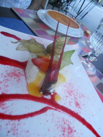 Le Grand Jardin : desserts
