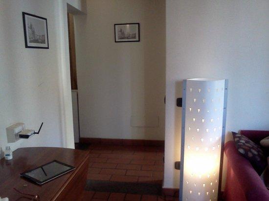 Apartments Casa Navona: Hallway