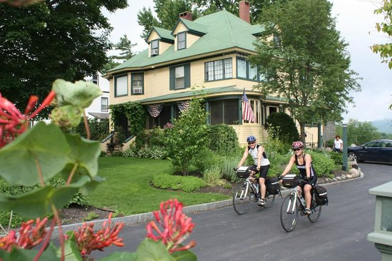 Oxford House Inn: Cycling from the Inn