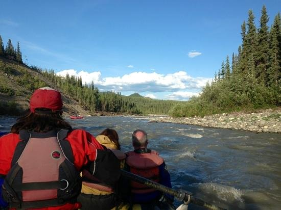 Denali Outdoor Center : scenic wilderness