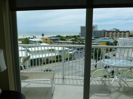 Crystal Palms Beach Resort Treasure Island Fl