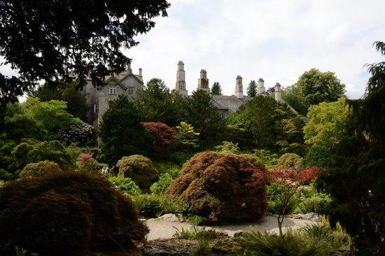 Kendal, UK : Gardens