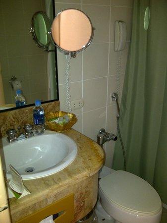 Unipark Hotel : Baño