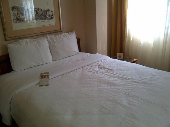 Unipark Hotel : Habitación
