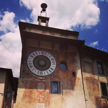 Clusone: Orologio