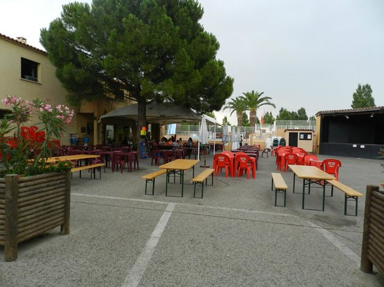 Camping L'Europe : Resto