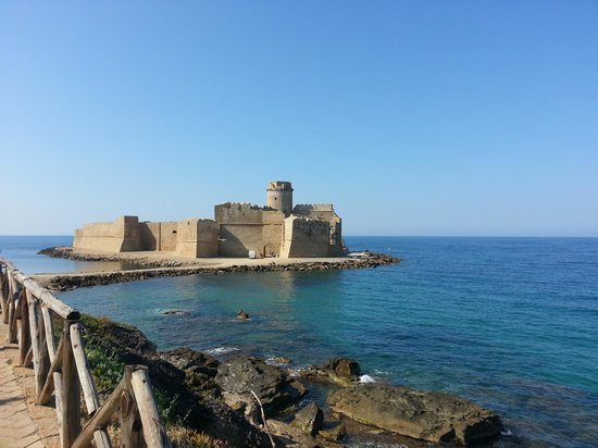 Le Castella, Italy: Castello Aragonese