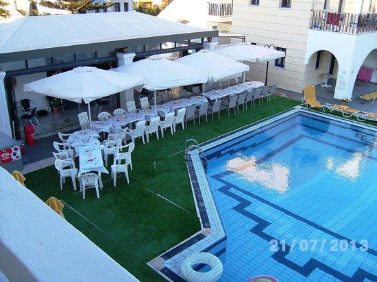 Artemis Apartments Prices Inium Reviews Kato Gouves Crete Tripadvisor