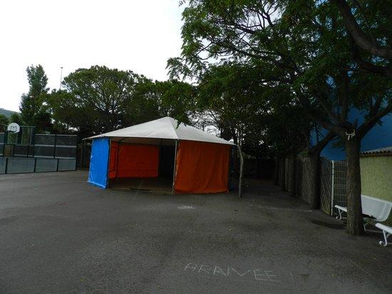 Camping Tohapi L'Europe : Air de jeu