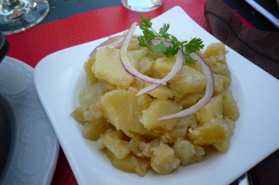 Bougainville Le : et ses patates