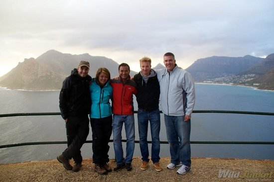 Escape to the Cape Sightseeing Tours: At the Cape of Good Hope