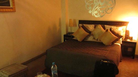 Riad Terra Bahia: Chambre