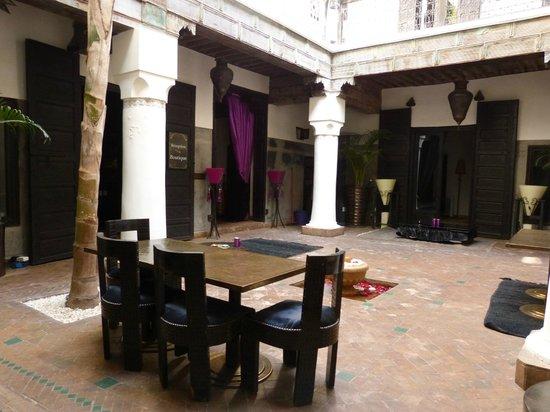 Riad Terra Bahia: Intérieur