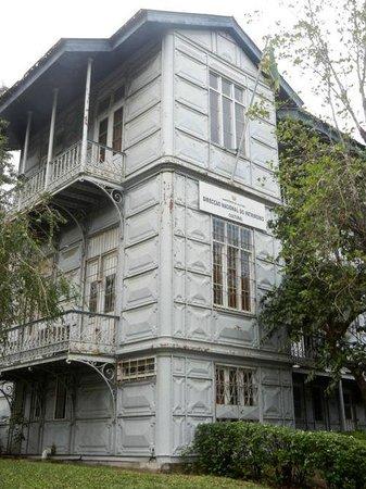 Casa do Ferro (The Iron House): Well Preserved