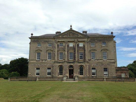 Castle Ward : house